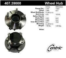 Wheel Bearing and Hub Assembly-FWD Rear Centric 407.39000