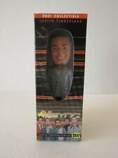 New Justin Timberlake 2001 Best Buy Bobble Head Doll
