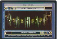 Star Wars CCG Reflections II Foil Executor : Holotheatre
