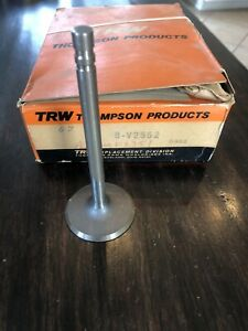 TRW V2552 Intake Valve Set Of 8 1965-1970 Chevrolet Camaro Nova Bel Air Chevelle