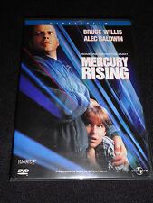MERCURY RISING DVD (LIKE NEW)