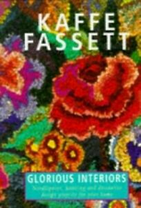 Glorious Interiors: Needlepoint, Knitting and Decorative Projects, Kaffe Fassett