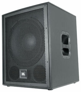 "JBL IRX115S 1300w 15"" Powered Active Subwoofer Portable Pro Audio PA Sub"