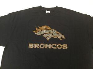 New Broncos Navy T shirt, 2XL