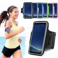 For Samsung Galaxy Note 8/S8/Plus Sports Gym Jogging Running Armband Holder Case