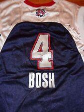 Toronto Raptors: Chris Bosh Autographed Jersey NBA All Star Signed Size L NEW