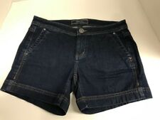 Tommy Bahama Denim Women's Short Shorts Enzyme Wash TW8605 Size 2