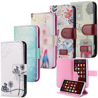 Cartera Flip Case Wallet Cover Motivo funda bolsa Sony Xperia
