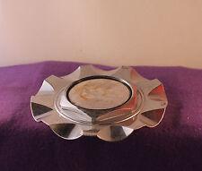 ASA Chrome Custom Wheel Center Cap (SET OF 1) pn: EM7 8B613