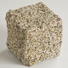 Granitpflaster Pflastersteine Natursteinpflaster Kopfsteinpflaster 10x10x10cm
