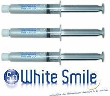 TEETH WHITENING REFILL-30CC (3X10CC)  NON-PEROXIDE GEL -MADE IN USA-