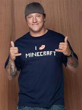 Minecraft T-Shirt I Porkchop - Grösse L NEU & OVP