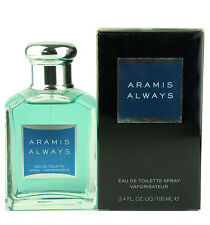 (129,99eur/100ml) Aramis Always for Men 100ml EDT Eau De Toilette Spray New Boxed