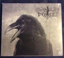 Raben LEGNO-su appassire vibrare DIGI-CD (BLACK METAL COLLEZIONE)