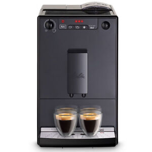 Bean To Cup Coffee Machine Espresso Maker with Integrated Coffee Grinder Melitta