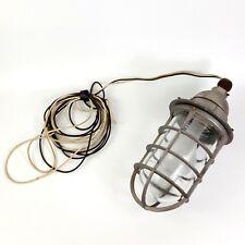 KILLARK VAG VFC 200 Explosion Proof Light Fixture Industrial Lighting Cage Globe