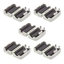 5 x Würth EMI Ferritkern Klappferrit Ferritfilter Ferritring Entstörfilter 5,4mm