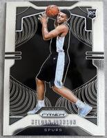 2019-20 Panini Prizm Keldon Johnson Rookie RC #273 Base Spurs