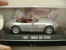 BMW Z8  2000       1/43  SOLIDO   REF 6412