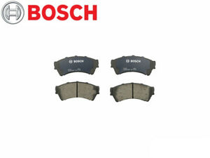 For Ford Fusion Lincoln MKZ Zephyr Mazda Front Brake Pads Bosch QuietCast BC1164