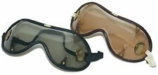 Vintage Motorcycle/Skydiving goggle wrap glasses from the 1980's