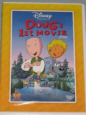 NEW Doug's 1st First Movie DVD exclusive Disney Channel Cartoon