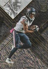 2016 DONRUSS ELITE DeANDRE HOPKINS WR TEXANS #51 BLACK SHIMMER REFRACTOR /199 SP