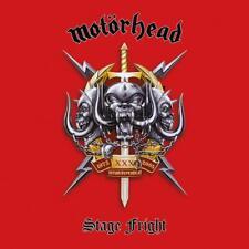 Motorhead 'Stage Fright' CD/DVD - NEW (Release Date June 28 2019)
