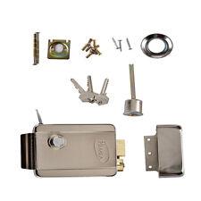 Electric Electronic Door Lock For Doorbell Intercom Access Entry Security