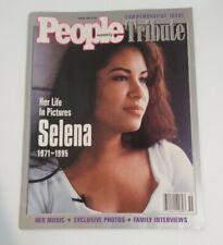 Selena Quintanilla Commemorative Tribute Issue - People Magazine - Spring 1995