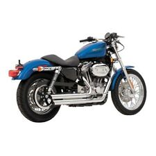 Vance & Hines Série Q Double Baril, pour Harley - Davidson Sportster 04 - 13