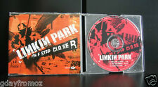 Linkin Park - One Step Closer 3 Track CD Single Incl Video