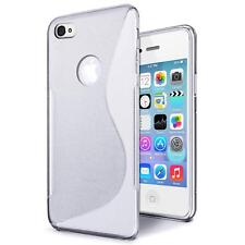 Case apple IPHONE 4 S Case Silicone Cover Pouch Protective Bumper