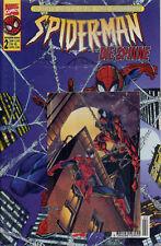 SPIDER-MAN IL RAGNO tedesco vol.1 #2 (1997) con Figurina