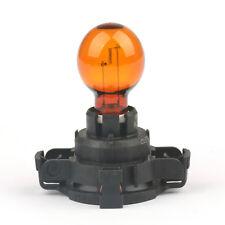Philips Standard PY24W 12190SV 24W Amber Bulb Turn Signal Daytime Light UE