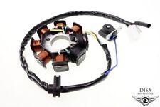 Lichtmaschine Stator Zündung GY6 8-Spulen Baotian BT49QT Benzhou YY50QT NEU *