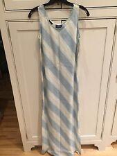 NEW! Liz Claiborne ~Ladies Linen Sundress /Sleeveless Dress ~ Size Medium M  NWT