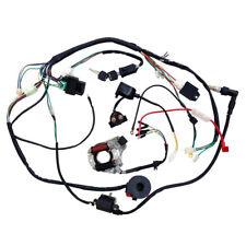 50 70 90 110CC Mini ATV Complete Wiring Harness CDI STATOR Ignition Component