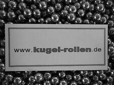 1.000 Stück Kaliber 10 mm Stahlkugel Zwille Schleuder Schleudermunition