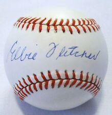 Elbie Fletcher dec. 94 Pittsburgh Pirate PSA/DNA Authentic Autographed Baseball