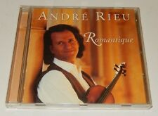 CD André RIEU : ROMANTIQUE - ROMEO et JULIETTE + PLAISIR D'AMOUR - POLYDOR 1998