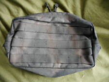 5.11 511 TACTICAL VTAC large utility admin MOLLE POUCH sf black spray camo