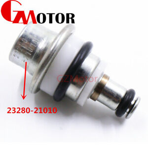 Fuel Injection Pressure Regulator 23280-21010 For Toyota For Lexus For Scion New