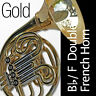 Bb/F Double FRENCH HORN • Sterling Pro Quality • Brand New • With Case •