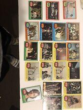 Vintage 1977 Star Wars Mixed Lot Trading Cards Lot of 20 No Duplicates