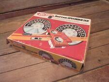 Hot Wheels Dual Lane Race Track Speedometer Box Up Roar Redline Sizzlers Car