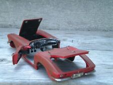 Danbury Mint 1962 Corvette - 1:24 - Great for use with Barn Find Display/Diorama