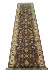 Genuine Hand-knotted 14 foot Runner