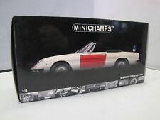 180120994 Minichamps Alfa Romeo Spider 1970 rijkspolitie - 1:18