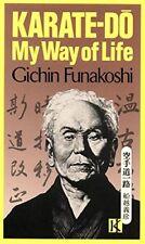 Karate-Do: My Way of Life-Gichin Funakoshi